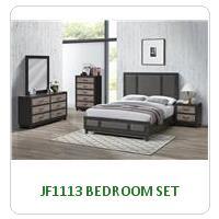 JF1113 BEDROOM SET
